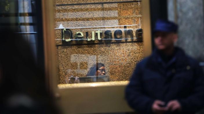 Sitz der Deutschen Bank in New York