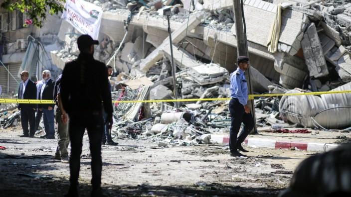 Konflikt in Israel und im Gazastreifen