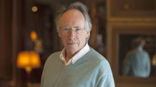 Portrait of Ian McEwan 19 03 2017 PUBLICATIONxINxGERxSUIxAUTxHUNxONLY Copyright LeonardoxCen
