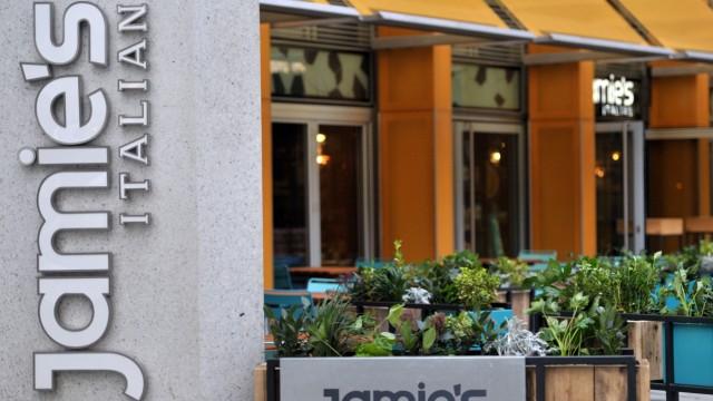 Restaurantkette Jamie's Italian ist insolvent