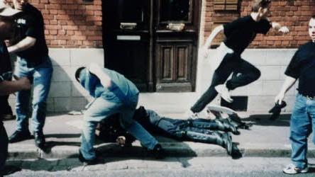 WM 1998 Lens Hooligans Nivel