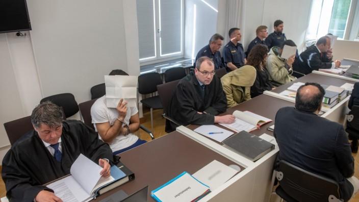 Urteil wegen gewalttätiger Angriffe in Amberg erwartet