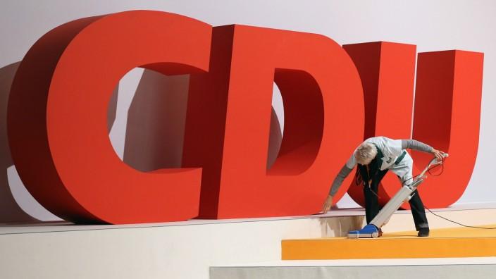 CDU-Logo in Hannover