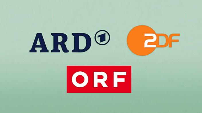 Öffentlich-rechtlicher Rundfunk: Wollen die transnationale Zusammenarbeit ausweiten: ARD, ZDF und ORF.