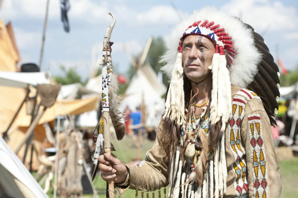 Indianer-und Trappertreffen 2013