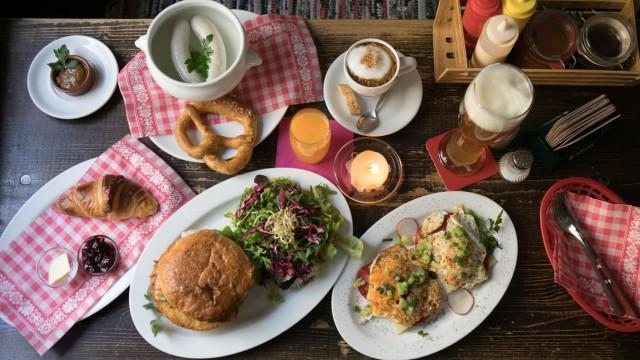 Katerfrühstück Frida, Kneipe und Frühstück, teinheilstraße 10