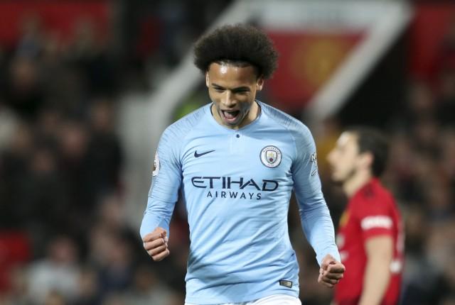 Manchester City -  Leroy Sane