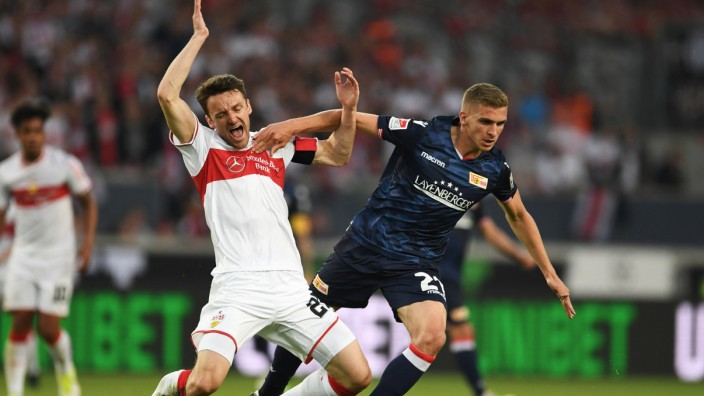 Bundesliga Relegation Playoff First Leg - VfB Stuttgart v Union Berlin