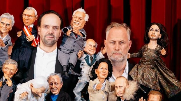 Satire In Osterreich Zack Das Krokodil Ist Weg Gesellschaft