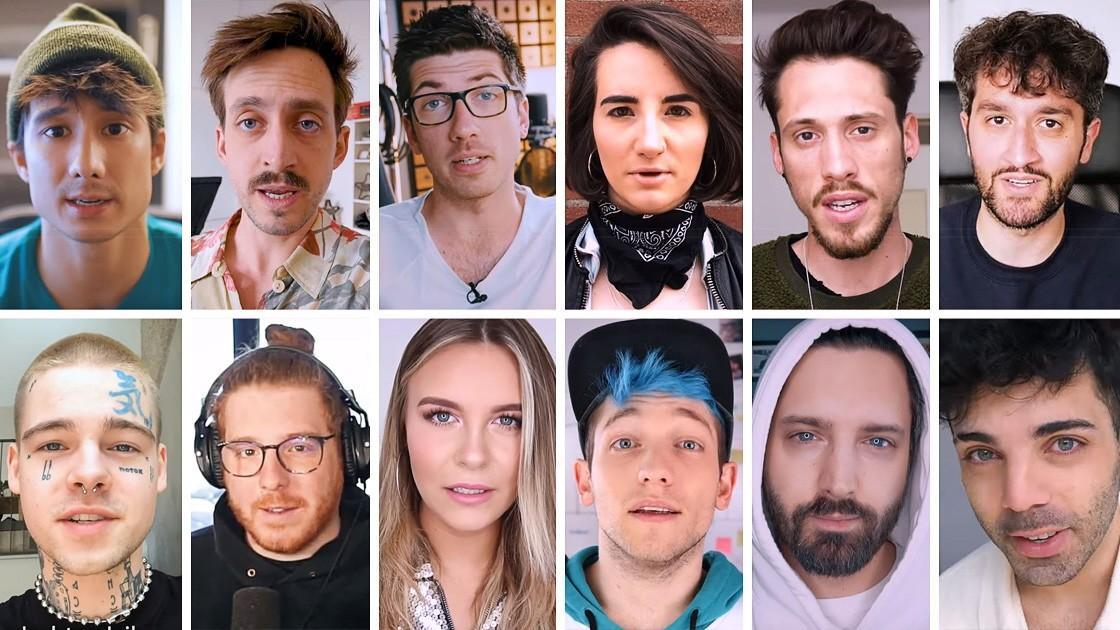 Rezo - Video: Rezo und 70 Youtuber legen nach