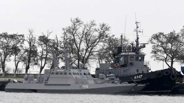 Seegerichtshof verhandelt Klage der Ukraine gegen Russland