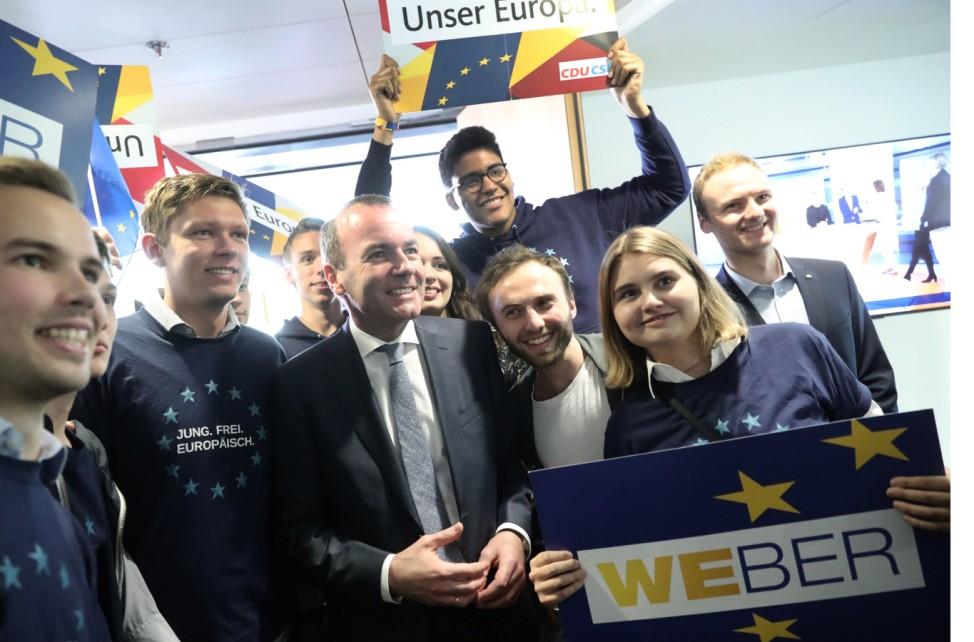 Europawahl - Berlin CDU