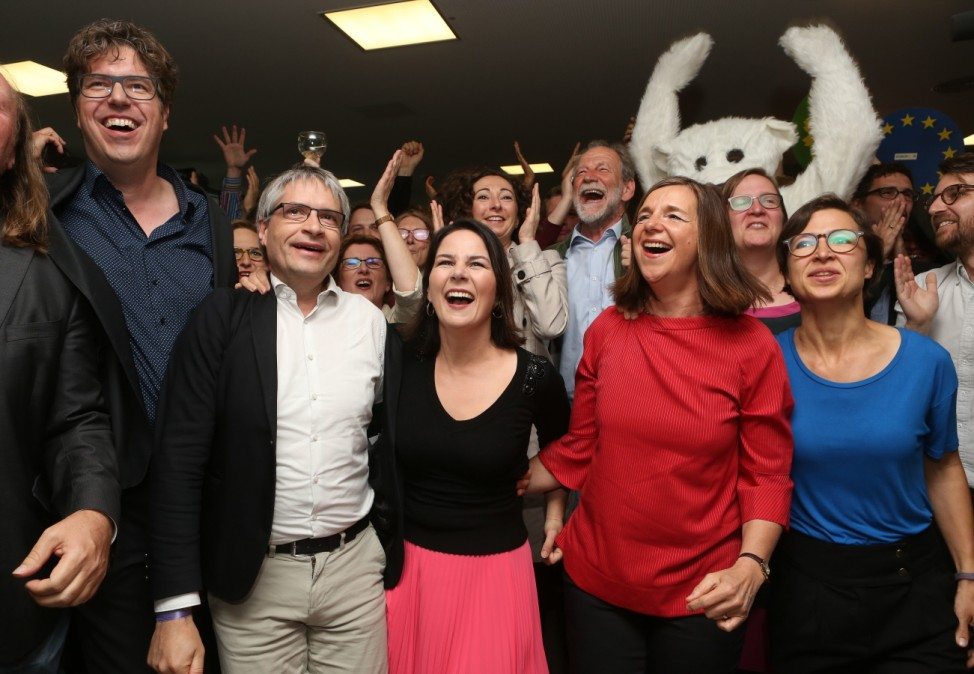 Political Parties React To European Parliamentary Election Results