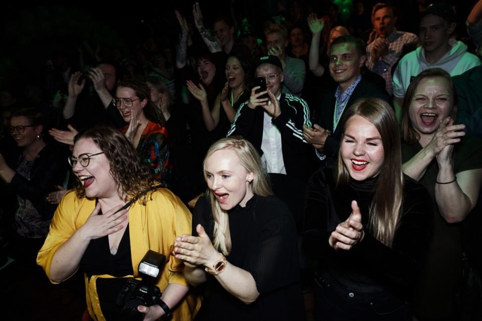 Europawahl - Finnland