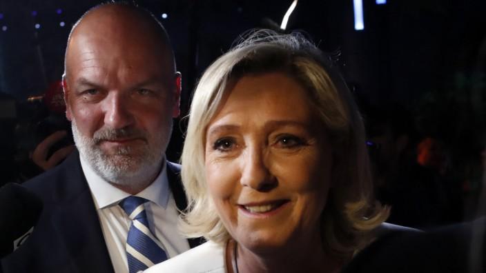 Europawahl - Frankreich