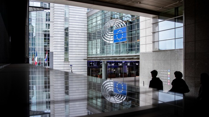Europawahl - Brüssel