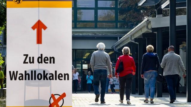 Bundestagswahl - Features Grafing.