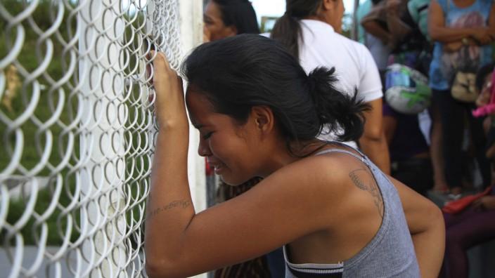 Unruhen in brasilianischem Gefängnis