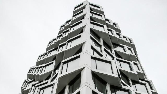 Architekt im Hochhaus, Friedenheimerbrücke 19