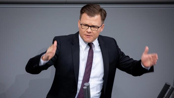 Carsten Schneider (SPD), Erster Parlamentarischer Geschäftsführer der SPD-Bundestagsfraktion