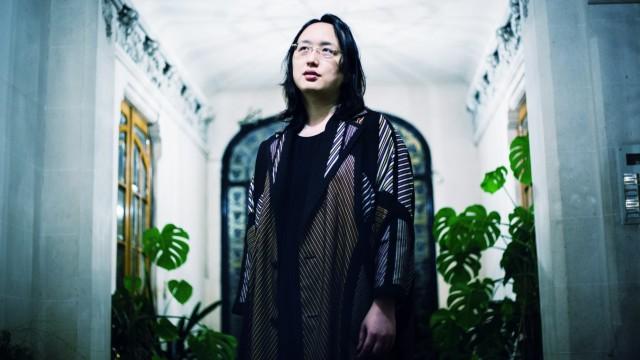 portrait Audrey Tang