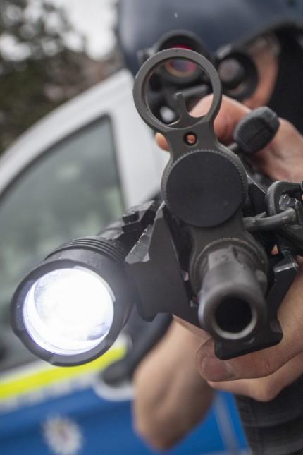 Polizei erhält verbesserte Ausrüstung