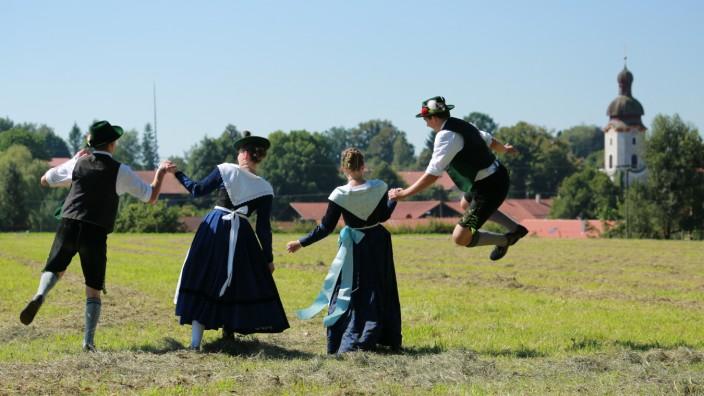 Gautrachtenfest Thanning 2019 - Bilder aus den Archiven und aktuelle Fotos zur Ankündigung