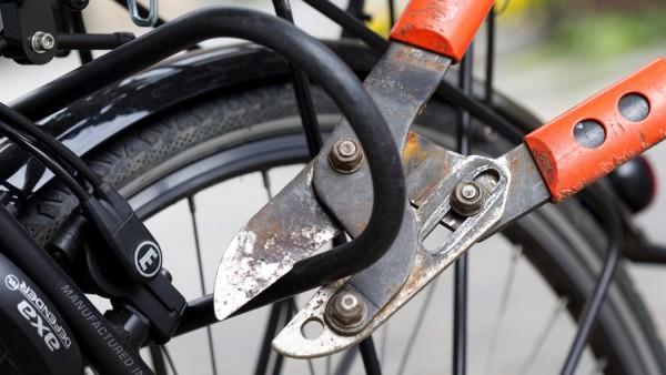 Fahrradklau Fahrrad Diebstahl Versicherung