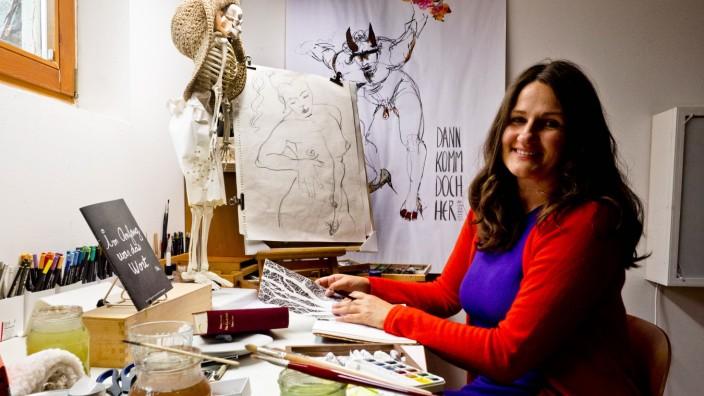 Sabine Roidl - Künstlerin