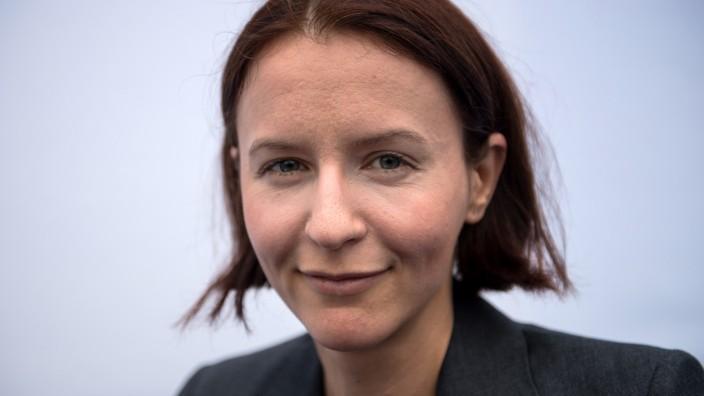 Buchmesse Leipzig - Alina Bronsky
