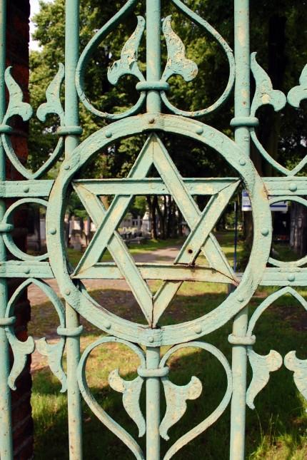 Der Jüdische Friedhof von Lódz ist der größte in Europa
