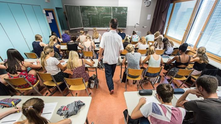 Schulunterricht