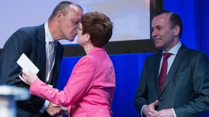 Wirtschaftstag des Wirtschaftsrates der CDU