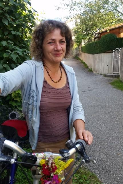 "Patrizia Laaf Transition Town Initiative Grafing ""Wohnsinn"""