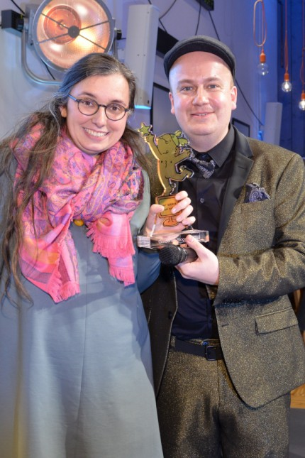 Viele Promis für Die Goldenen Blogger nominiert