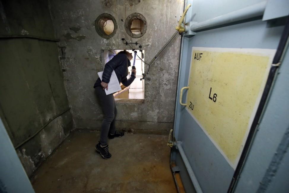 Stasi-Bunker in Gosen-Neu Zittau