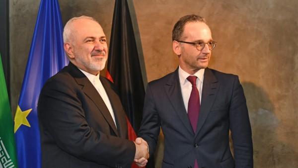 Bundesaußenminister Maas reist in den Iran