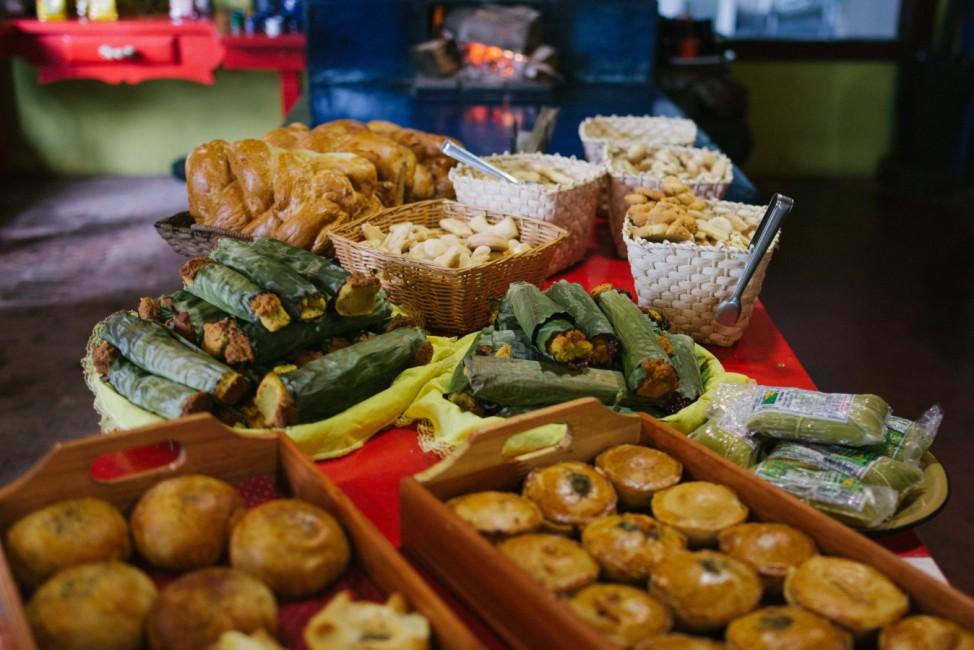 Essen Brasilien food brazil Trinkgeld tip