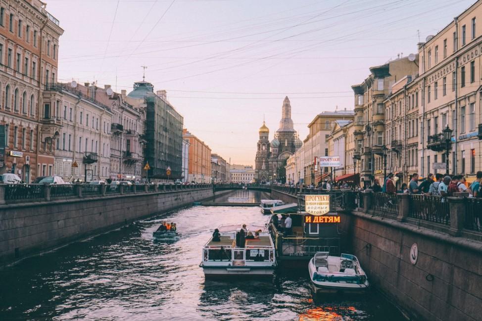 Sankt Petersburg Russland