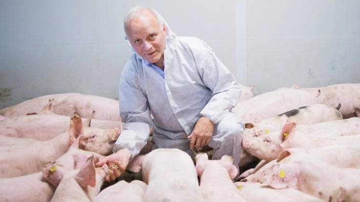Röring bleibt Bauernpräsident in Westfalen-Lippe