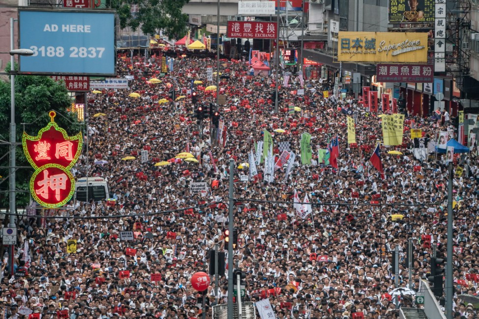 BESTPIX - Hong Kongers Protest Over China Extradition Law