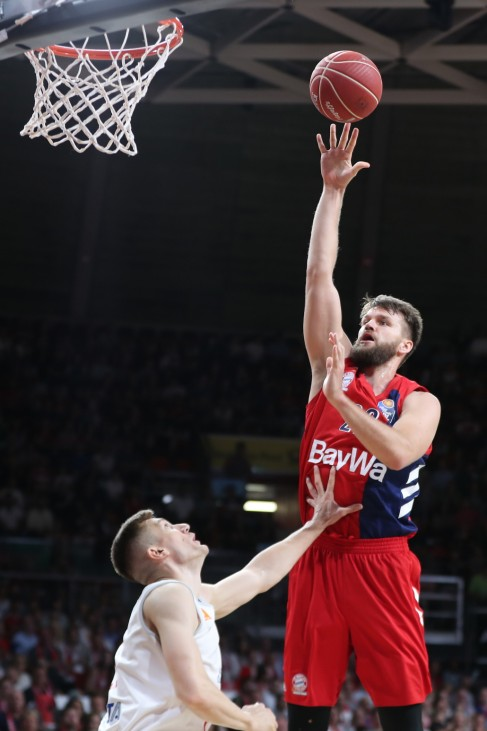 FC Bayern Basketball v Rasta Vechta - Play Offs Semi Final Game 3