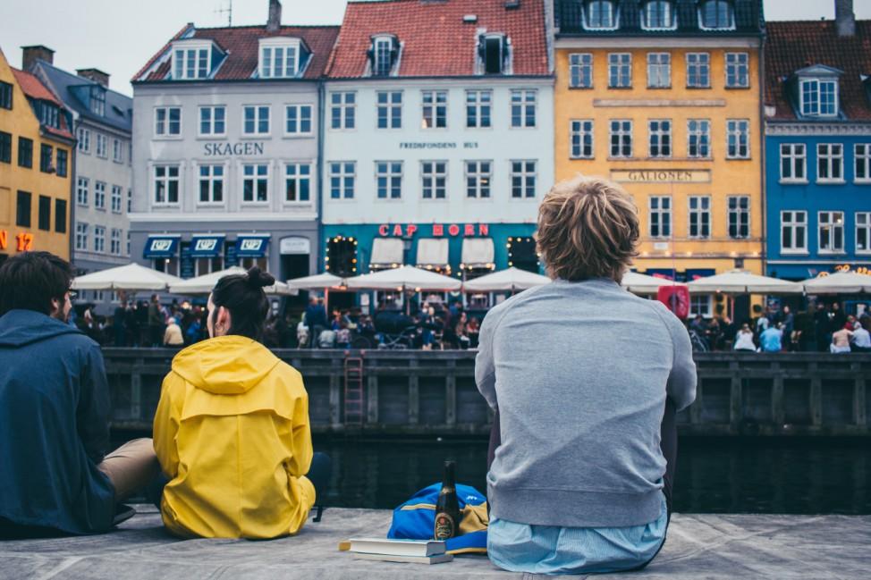 Trinkgeld Dänemark Skandinavien Kopenhagen Nyhavn Reise Städtereise Urlaub