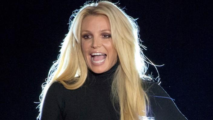 Popsängerin Britney Spears