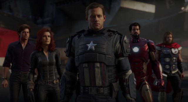 Square Enix Marvel's Avengers A-Day Screenshot