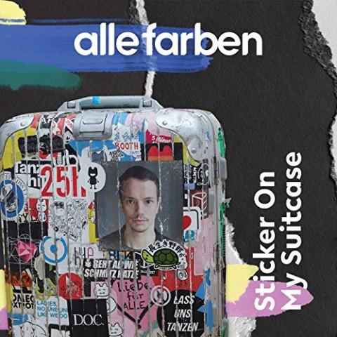 Alle Farben - Sticker on My Suitcase