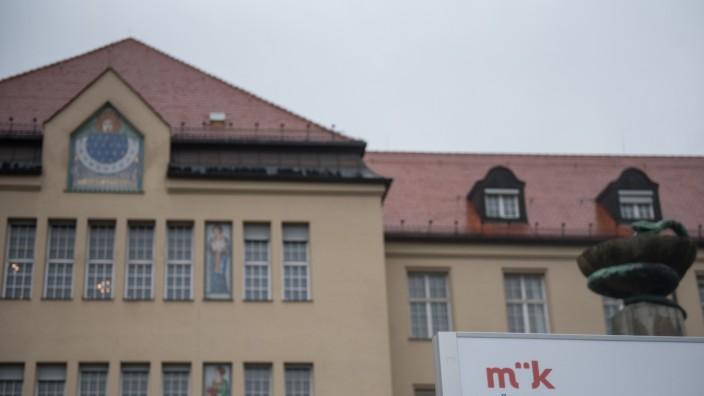 Baustellenbegehung München Klinik Schwabing