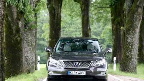 Lexus RX 450h: Ein noch eleganterer Auftritt als zuvor: Lexus RX 450h