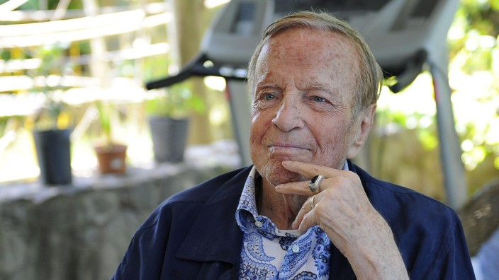 Franco Zeffirelli died aged 96, Rome, Italy - 13 May 2015