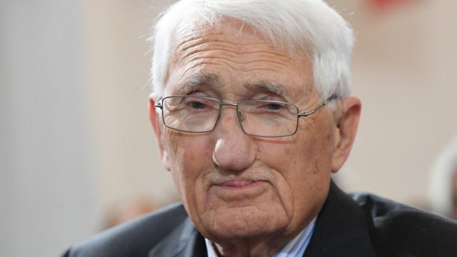 Jürgen Habermas - 90 Jahre und kein bisschen in Rente